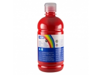 Tempera, rosu vermillon, 500 ml