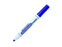Whiteboard Centropen - marker tabla 2.5mm albastru